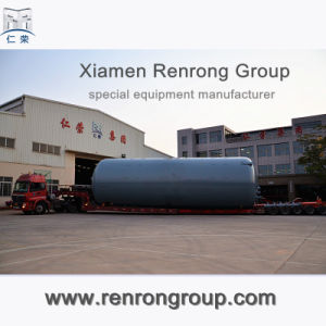 Functional OEM/ODM Heat Exchanger Stainless Steel Tank Pressure Vessel P-01