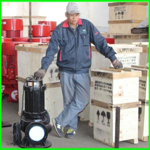 Wq Non-Clogging Submersible Slurry Sewage Pump pictures & photos