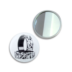 Best Wedding Gifts, Portable Cosmetic Mirror, Pocket Mirror pictures & photos