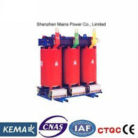 630kVA 10kv Class Dry Type Transformer, High Voltage Transformer pictures & photos