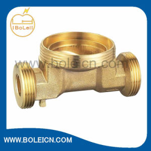 Brass Water Pump Housing Lead Free Material pictures & photos