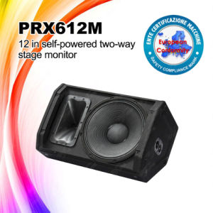 Active Prx612m PRO Audio 8 Ohm 12 Inch Stage Speaker pictures & photos
