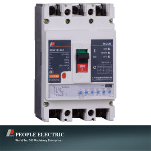 Moulded Case Circuit Breaker (MCCB) of Rdm1e-100m-3300 Electronic Type 3p pictures & photos