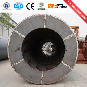 Industrial Sawdust Rotary Dryer with High Heating Efficiency pictures & photos