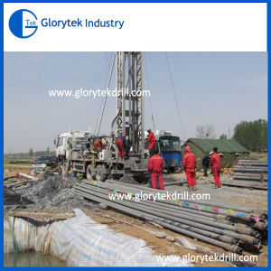 C600clca Truck Mounted Well Drilling Rig (600M) pictures & photos