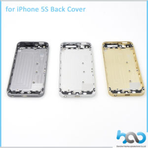 Mobile Phone Back Cover Housing for iPhone 5s Replacement pictures & photos