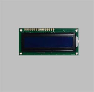 16X2 Character LCD Module Display with Blue Background pictures & photos