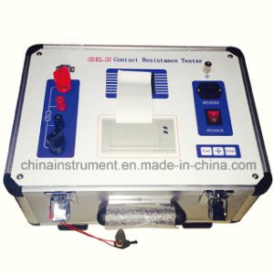Automatic Contact Resistance Tester for Vacuum Circuit Breaker pictures & photos