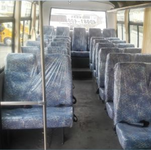 Competitive Coaster Bus Sc6728 24-30 Seats Rhd Available Low Price pictures & photos