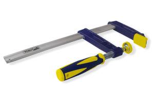 F-Clamp GS Type Bi-Color Plastic Handle