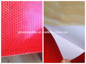 Reflective Twinkling Printing Sheeting/Film (Red) (FBS-R7500-R) pictures & photos