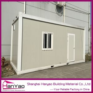 High Quality 20FT Customized Beautiful Living Container House pictures & photos