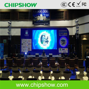 Chipshow P4 RGB Full Color Small Pitch LED Display Screen pictures & photos