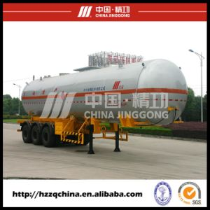 LPG Transportable Tank Semi Trailer with High Safety for Sale pictures & photos
