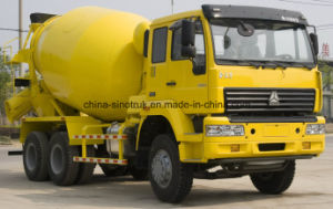Professional Supply HOWO Cement Mixer Truck of 12m3