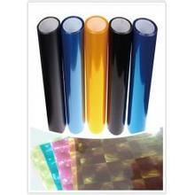 Car Light Decoration Color Change PVC Vinyl Film