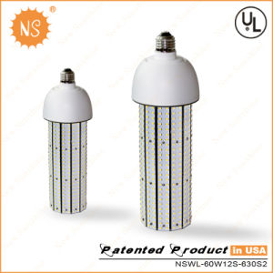 UL ETL Listed 360 Degree E27 E40 60W LED Corn Light