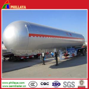 Propane Gas Tanker Transport Semi Truck LPG Trailer Tank pictures & photos