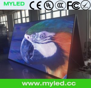 Front Access Available New Design Slim LED Screen Outdoor and Indoor LED Wall Display pictures & photos