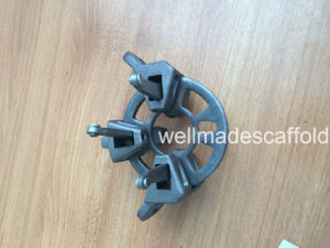 Construction Ringlock Scaffolding Casted Steel Diagonal Brace Head pictures & photos