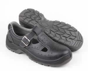 Summer Sandal Safety Shoe Sn5331 pictures & photos