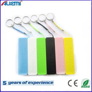 Universal 2600mAh Portable Mini Power Bank for Mobile Phone pictures & photos