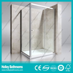 Sliding Door Stainless Steel Hardware Aluminum Waterproof Bar Shower House (SE614C) pictures & photos