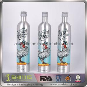 Aluminum Bottle for Alcoholic Beverage