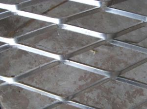 High Quality Heavy Duty Expanded Metal Sheet 11.5 Kgs in Low Price pictures & photos