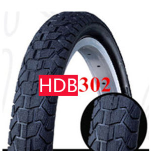 Good Quality Solid Rubber Road Bicycle Tire pictures & photos