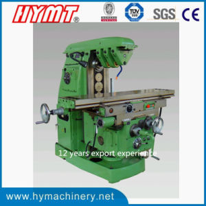 X6135 Universal Knee-Type Heavy Duty Milling Machine pictures & photos