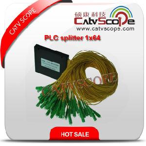 High Quality 1*64 PLC Splitter /Optical Coupler pictures & photos