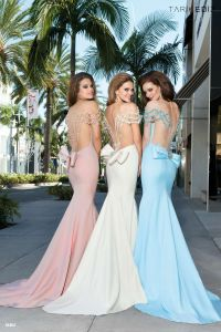 New Hot Sale Pink Strapless Floor-Length Flower Beaded Mermaid Wedding Dress 2014 pictures & photos