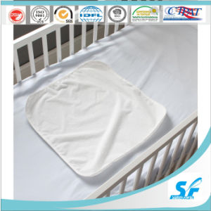 Bamboo Terry Cloth Mattress Protector Crib Waterproof Protector pictures & photos
