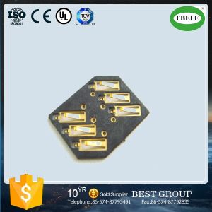 Ultra-Thin SIM Connector Square & Ling SIM Card pictures & photos