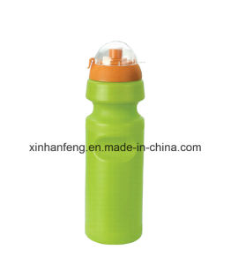 Bicycle Water Bottle with PE Material (HBT-004) pictures & photos