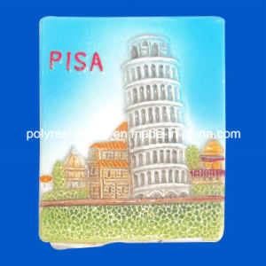 Pisa Souvenir of Ceramic Fridge Magnet pictures & photos