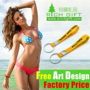 Custom Debossed Silicone Wristband with Color Filled Fashion pictures & photos
