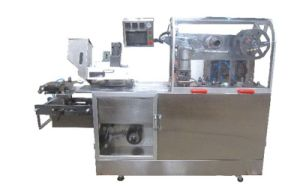 Factory Directly Dpb-80 Blister Packing Machine pictures & photos