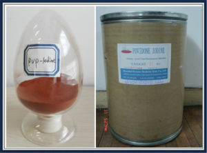 Povidone Iodine/Pvpi Powder USP Grade pictures & photos