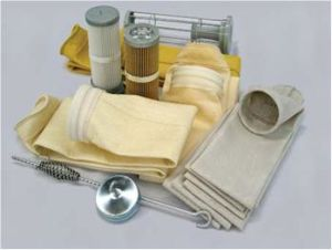 Polyester Need Felt Air /Dust Filter Bag pictures & photos