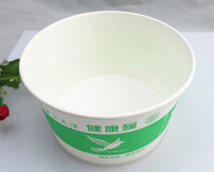 Disposable Noodle Paper Bowl for Cup Noodles pictures & photos
