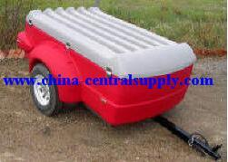 Cargo Fiberglass Poly Trailer Boat Treailer CT0016 pictures & photos