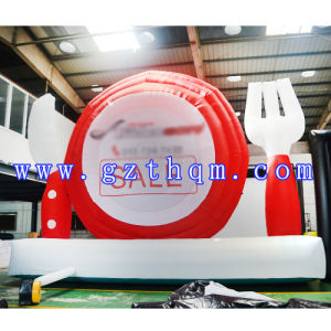 Tableware Display Advertising Inflatable Model pictures & photos