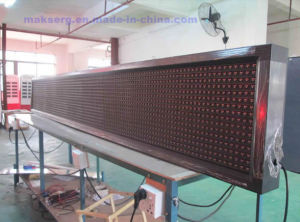 China LED Banner Screen Manufacturer Outdoor Display Factory Indoor Outdoor pictures & photos