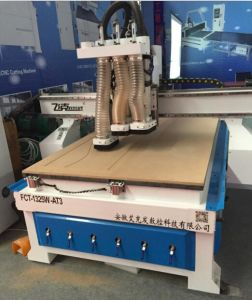 ATS Two Spindle Change Woodworking Engraving Machine pictures & photos