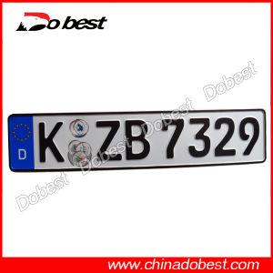 Aluminum European Car License Plate (UK, Finland) pictures & photos