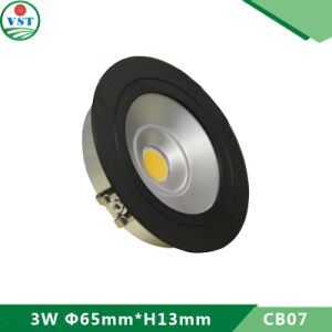 Ultra Slim 3W LED ceiling Down Light Application for Shop Area Illumination pictures & photos