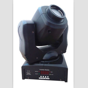 Gobo and Color Wheel Moving Head Light