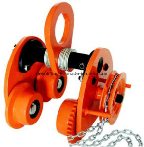 Geared Trolley with Factory Price pictures & photos